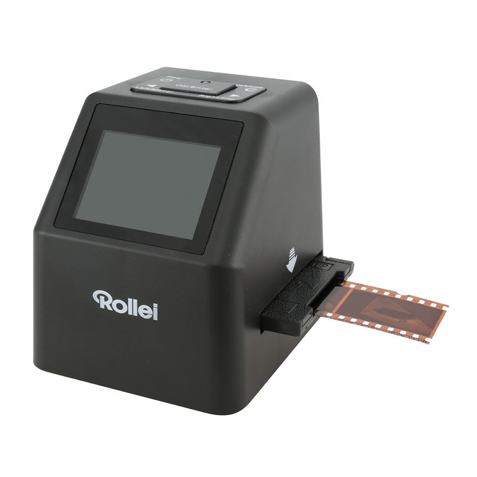 Foto van Rollei DF-S 310 SE scanner
