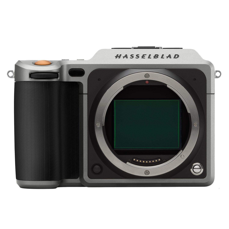 Foto van Hasselblad X1D-50c systeemcamera Body Zilver