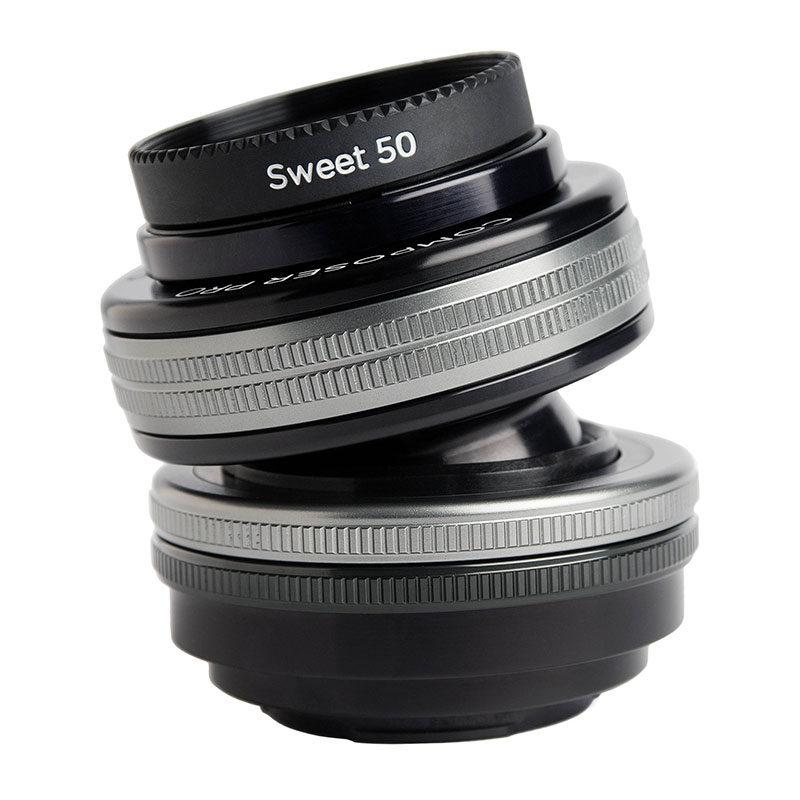 Foto van Lensbaby Composer Pro II met Sweet 50 objectief MFT