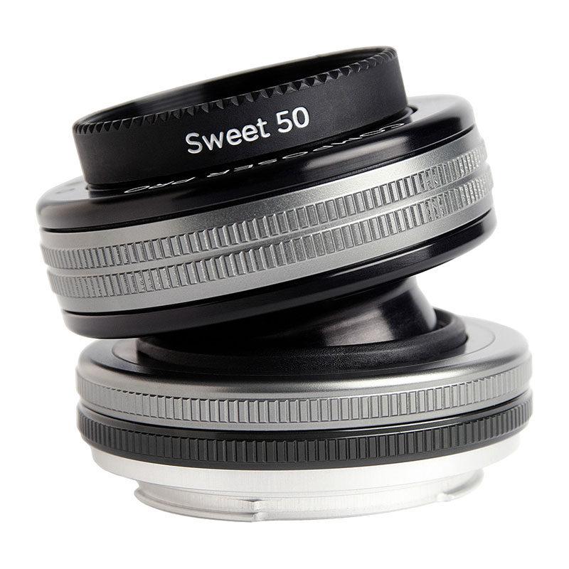 Foto van Lensbaby Composer Pro II met Sweet 50 objectief Nikon