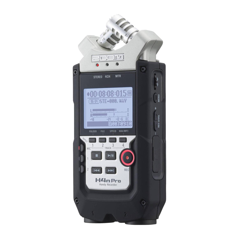 Foto van Zoom H4n Pro Handy Audio Recorder