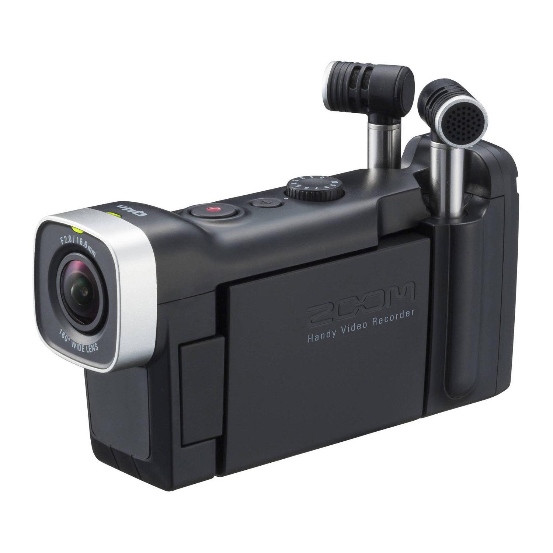 Foto van Zoom Q4n Handy Video Recorder