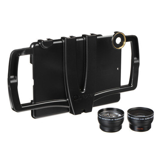 Foto van iOgrapher grip iPad Air kit