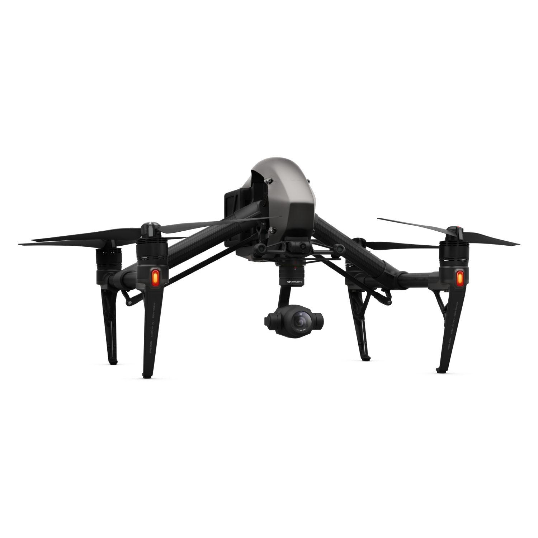 Ontdek alles over de DJI Inspire 2 drone inclusief Zenmuse X4S