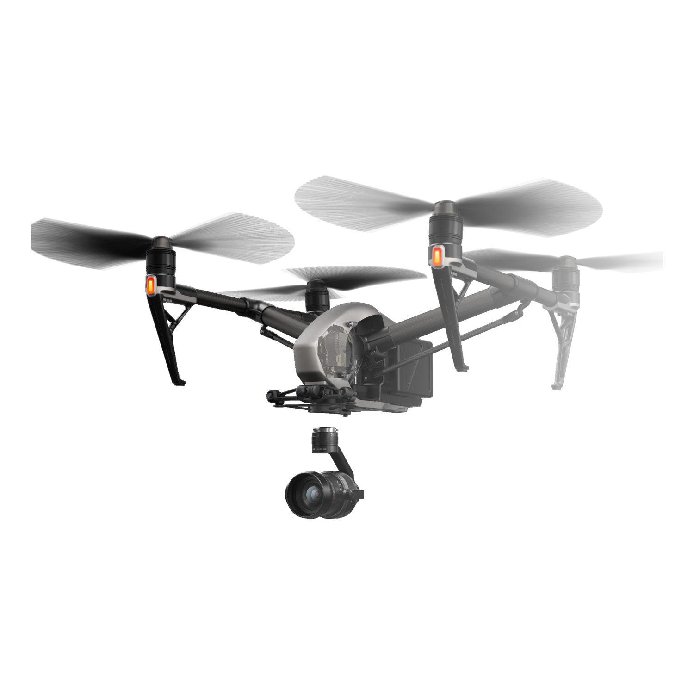 Ontdek alles over de DJI Inspire 2 drone inclusief Zenmuse X5S met 15mm f/1.7 lens
