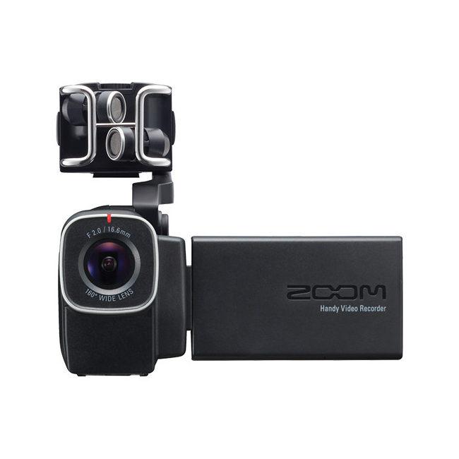 Foto van Zoom Q8 Handy Video Recorder