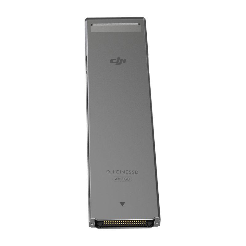 Ontdek alles over de DJI Inspire 2 CINESSD 480GB (Part 2)