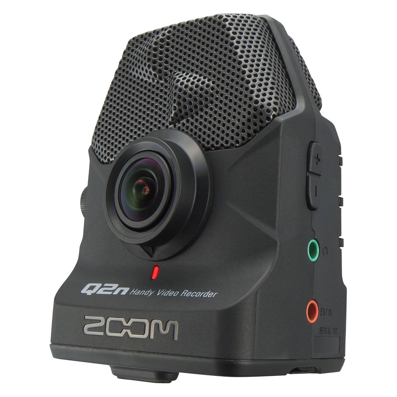 Foto van Zoom Q2n Handy Video Recorder