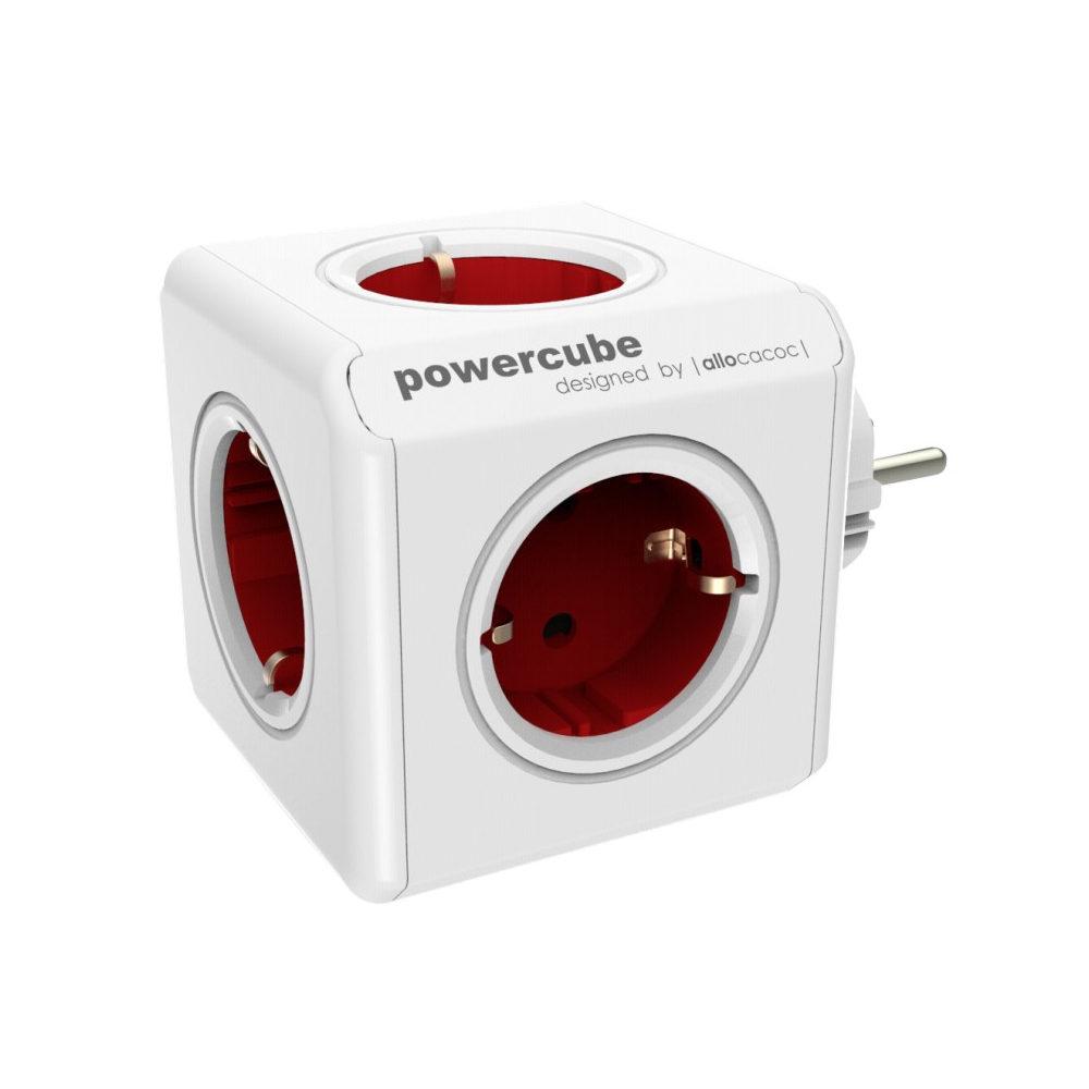 Image of Allocacoc PowerCube Original Red