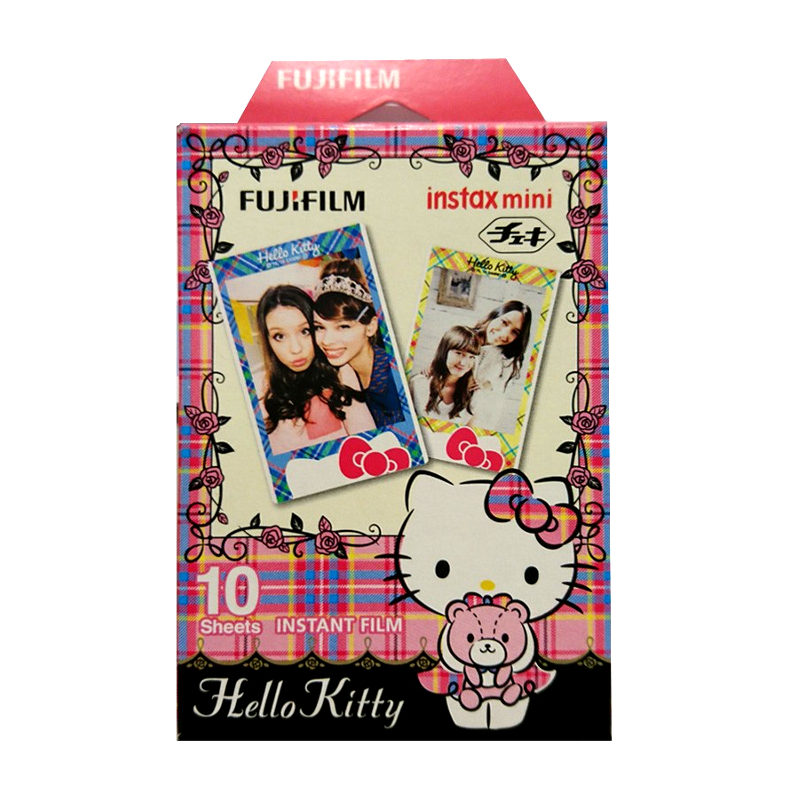 Fujifilm Instax Mini Colorfilm Hello Kitty Frame (1-Pak)