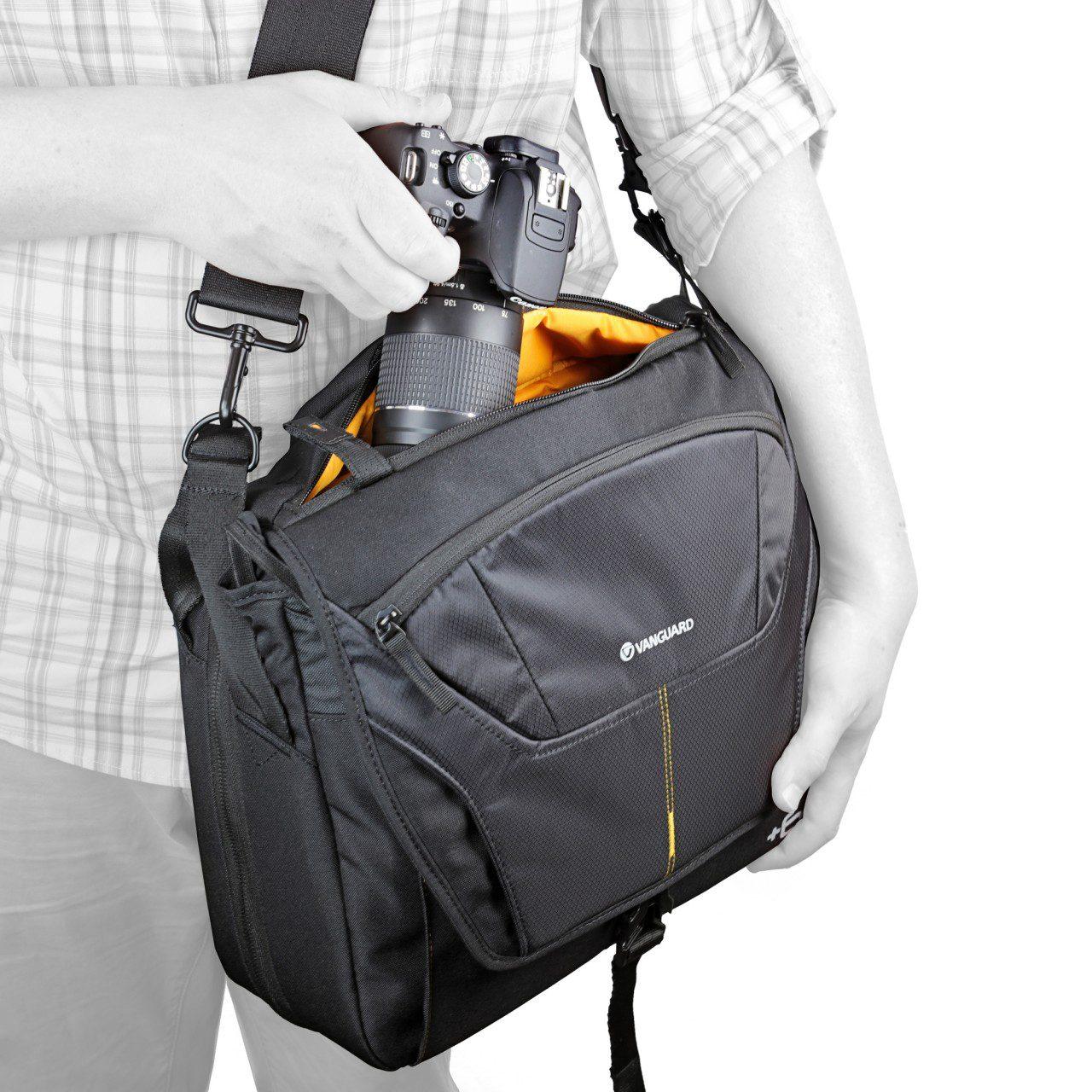 Vanguard Alta Rise 33 Messenger Bag Kopen The Heralder Shoulder 1264645 Image Svg Xml