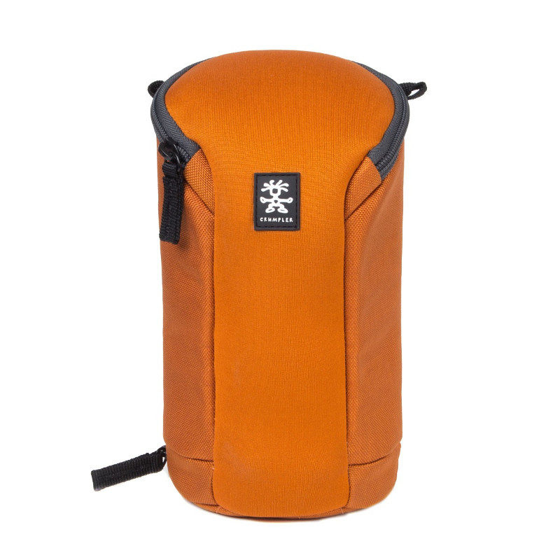 Image of Crumpler Base Layer Lens Case XL (burned orange)