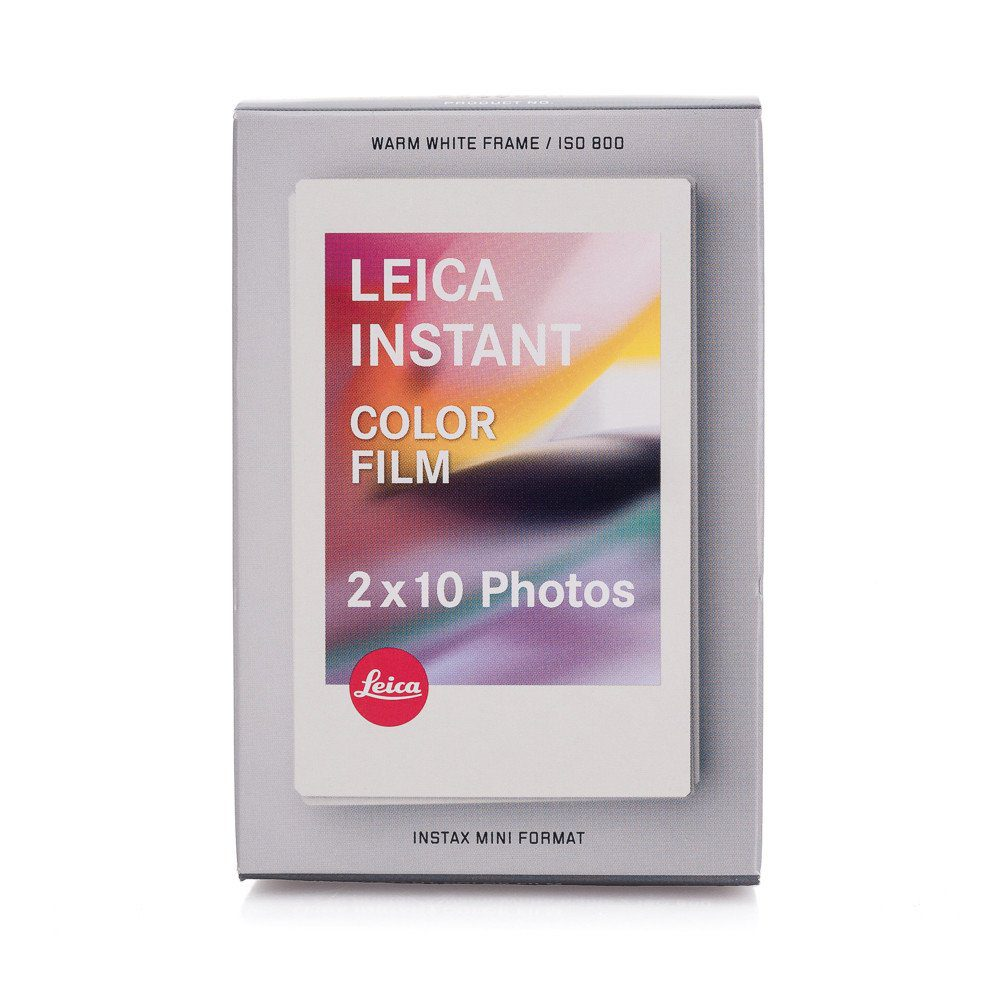 Foto van Leica Sofort Color Film Double Pack