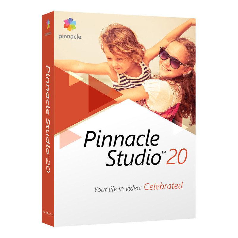 Foto van Pinnacle Studio 20 Standard NL Windows - POSA