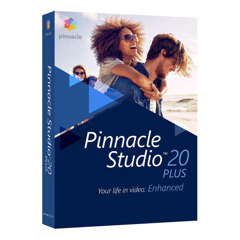 Foto van Pinnacle Studio 20 Plus NL Windows - POSA