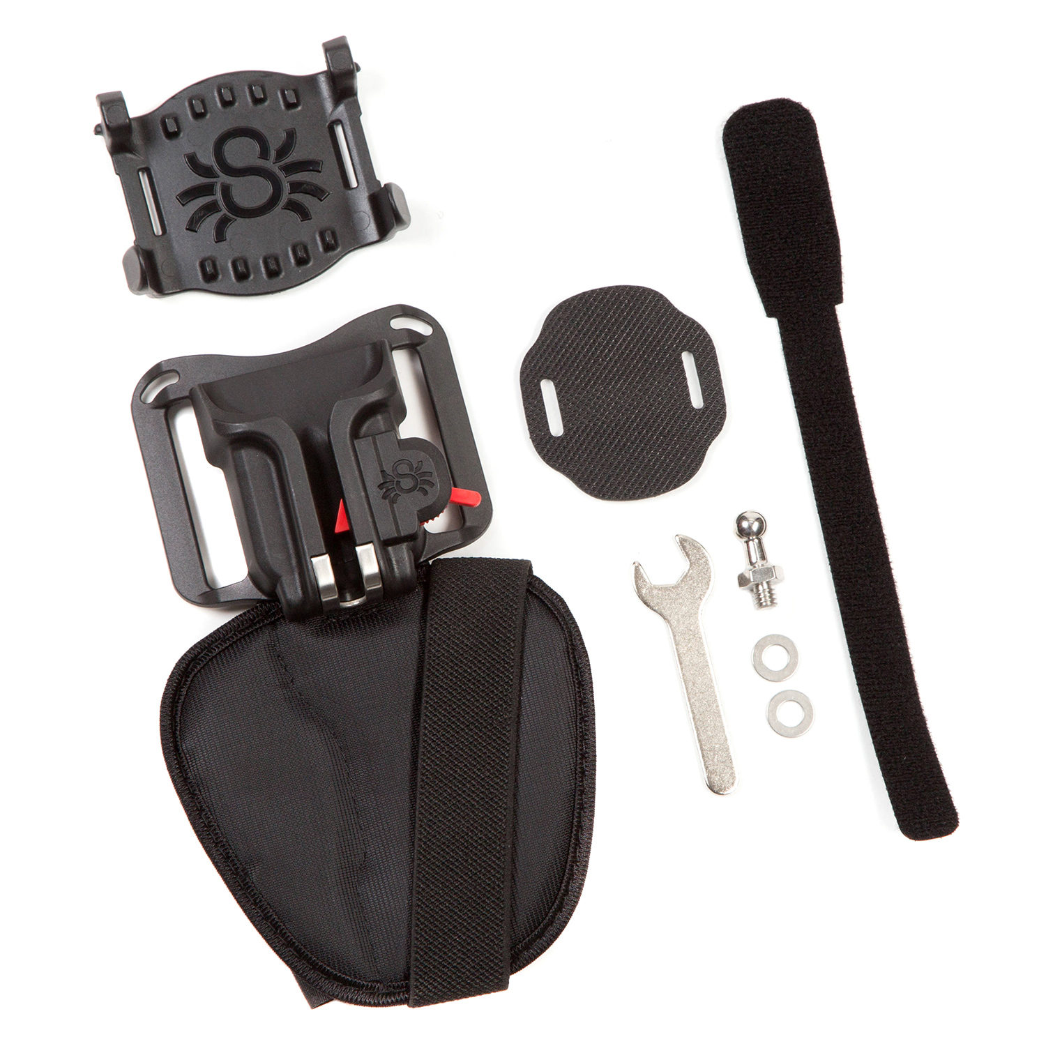 Foto van Spider Black Widow Back Pack Adapter Kit
