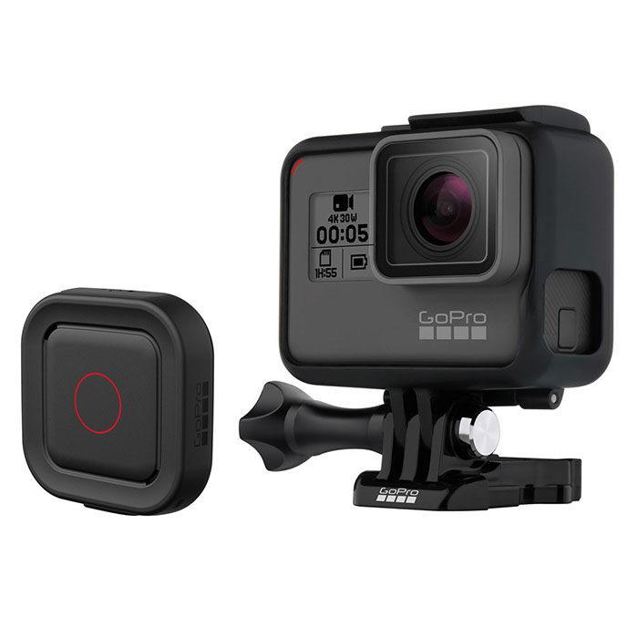 GoPro Hero 5 Black action cam + GoPro Remo