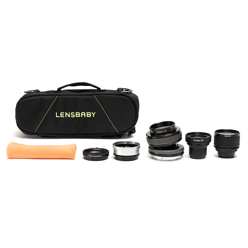Foto van Lensbaby Composer Pro II system kit Nikon