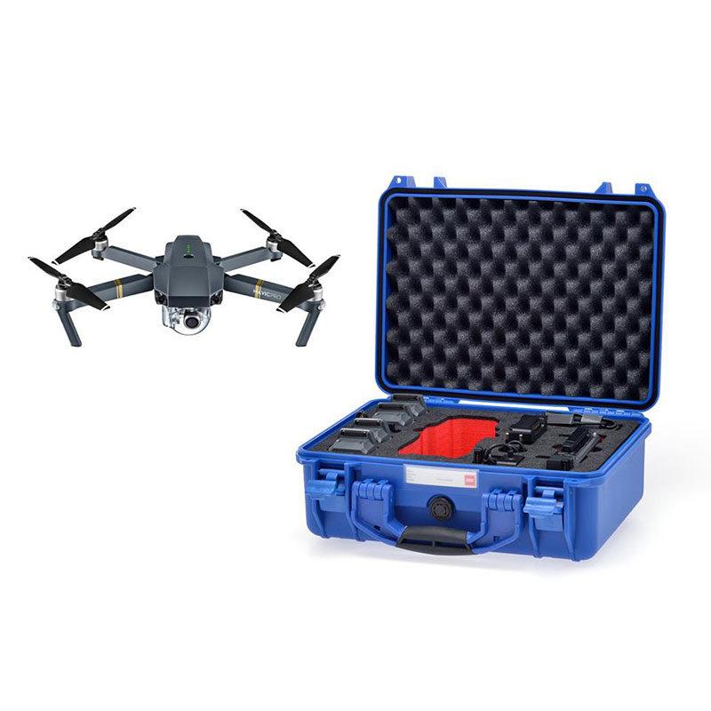 Foto van HPRC 2400 koffer Blauw voor DJI Mavic Pro
