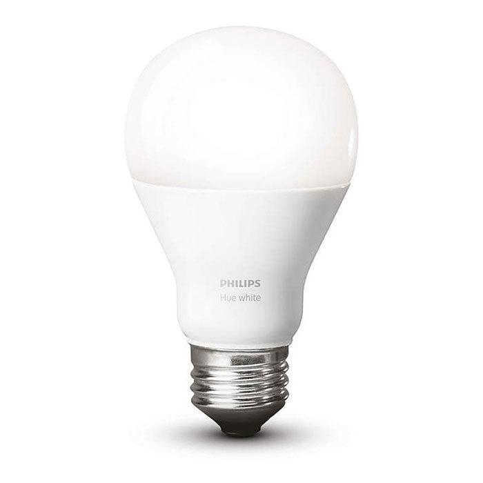 Foto van Philips Hue LED-lamp E27 9.5W Wit