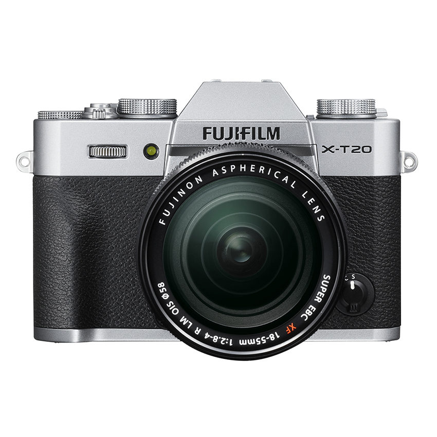 Fujifilm X-T20 systeemcamera Zilver + 18-55mm OIS <br/>€ 899.00 <br/> <a href='https://www.cameranu.nl/fotografie/?tt=12190_474631_241358_&r=https%3A%2F%2Fwww.cameranu.nl%2Fnl%2Fp1538585%2Ffujifilm-x-t20-systeemcamera-zilver-18-55mm-ois%3Fchannable%3De10841.MTUzODU4NQ%26utm_campaign%3D%26utm_content%3DSysteemcamera%26utm_source%3DTradetracker%26utm_medium%3Dcpc%26utm_term%3DDigitale%2Bcamera%26apos%3Bs' target='_blank'>naar de winkel</a>