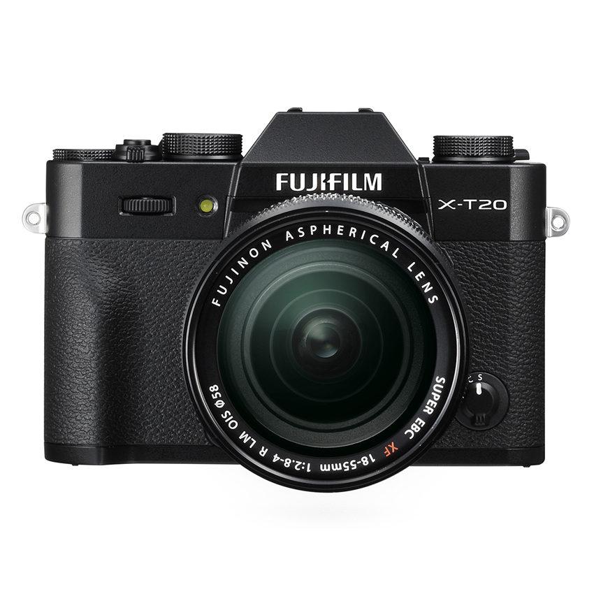 Fujifilm X-T20 systeemcamera Zwart + 18-55mm OIS <br/>€ 899.00 <br/> <a href='https://www.cameranu.nl/fotografie/?tt=12190_474631_241358_&r=https%3A%2F%2Fwww.cameranu.nl%2Fnl%2Fp1538575%2Ffujifilm-x-t20-systeemcamera-zwart-18-55mm-ois%3Fchannable%3De10841.MTUzODU3NQ%26utm_campaign%3D%26utm_content%3DSysteemcamera%26utm_source%3DTradetracker%26utm_medium%3Dcpc%26utm_term%3DDigitale%2Bcamera%26apos%3Bs' target='_blank'>naar de winkel</a>