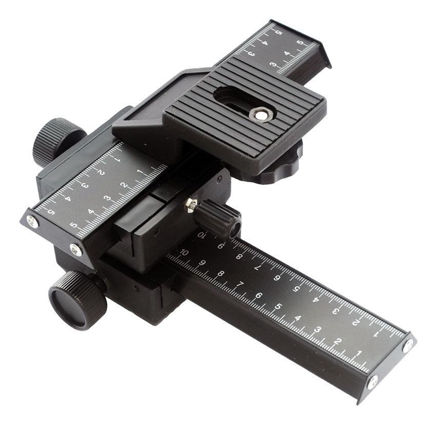 Image of Caruba 4-weg statiefkop slider
