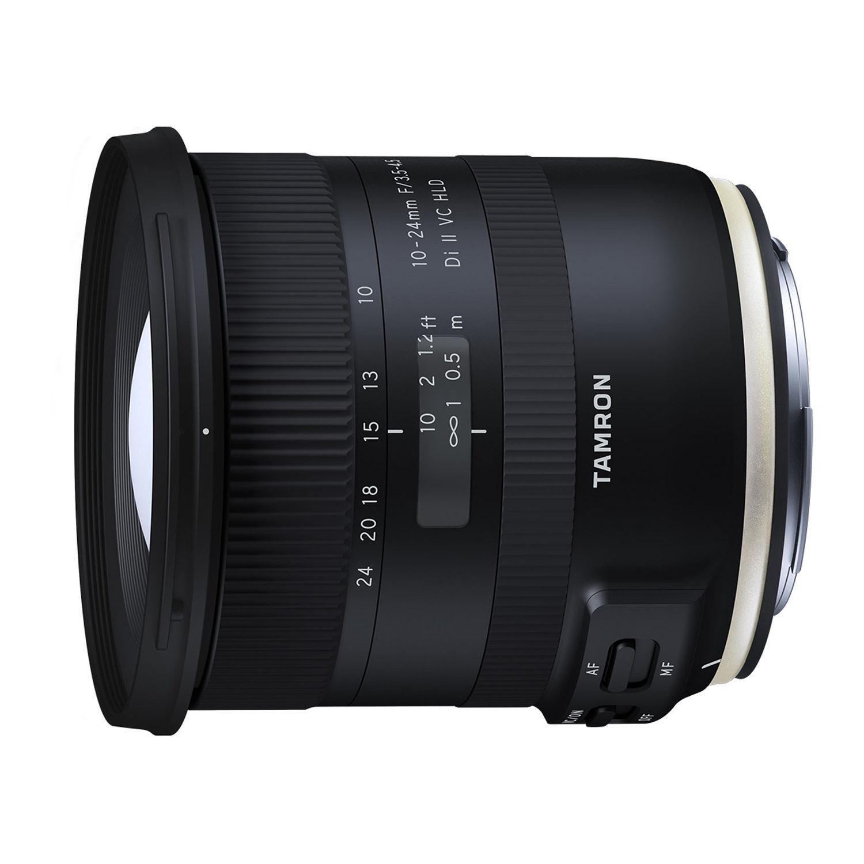 Foto van Tamron 10-24mm f/3.5-4.5 Di II VC HLD objectief Canon