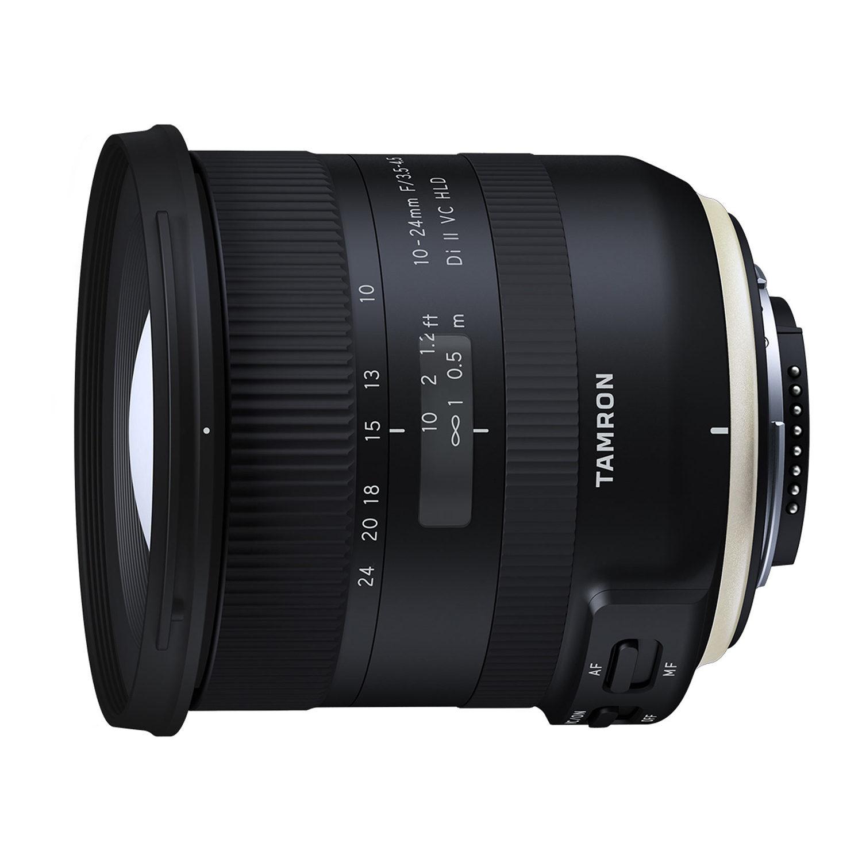 Foto van Tamron 10-24mm f/3.5-4.5 Di II VC HLD objectief Nikon
