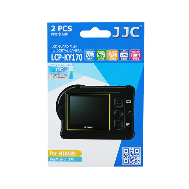JJC LCP-KY170 Screenprotector