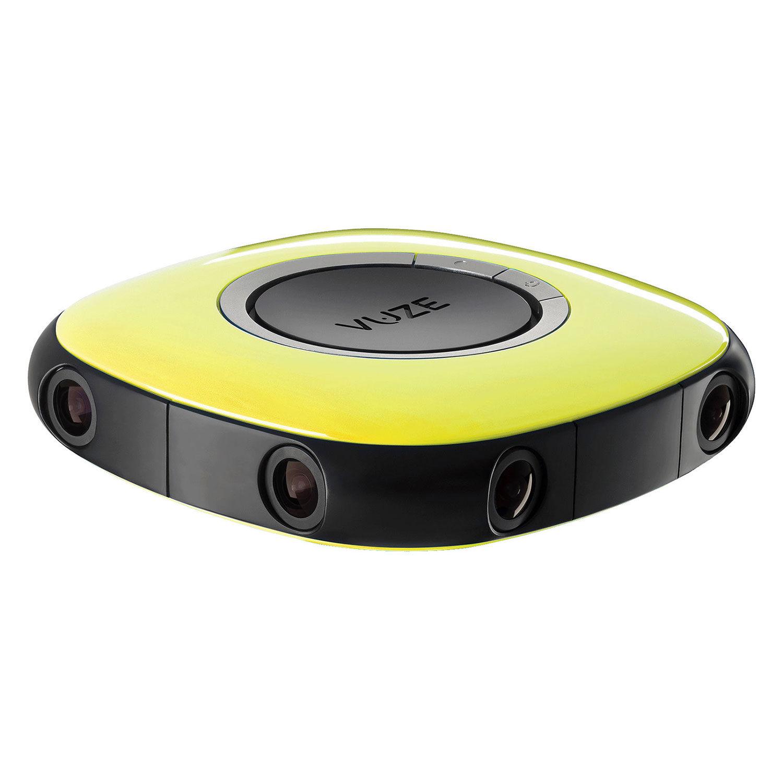 Foto van Vuze 3D 360 VR Camera Geel