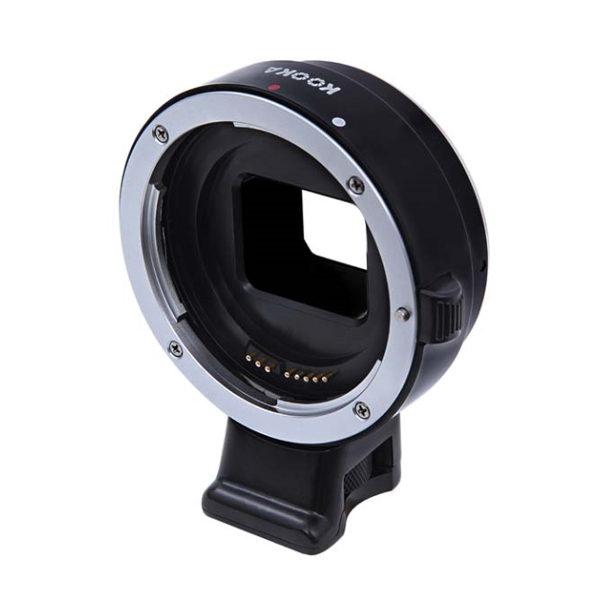 Kooka Lens Mount Adapter Canon EOS Sony NEX Aluminium