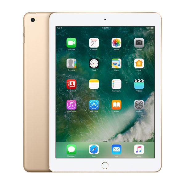 Foto van Apple iPad 5 128GB Wifi Gold