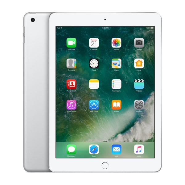 Foto van Apple iPad 5 128GB Wifi Silver