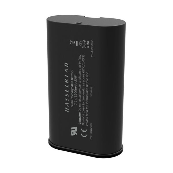 Foto van Hasselblad Rechargeable Battery 3200 mAh (for X System)