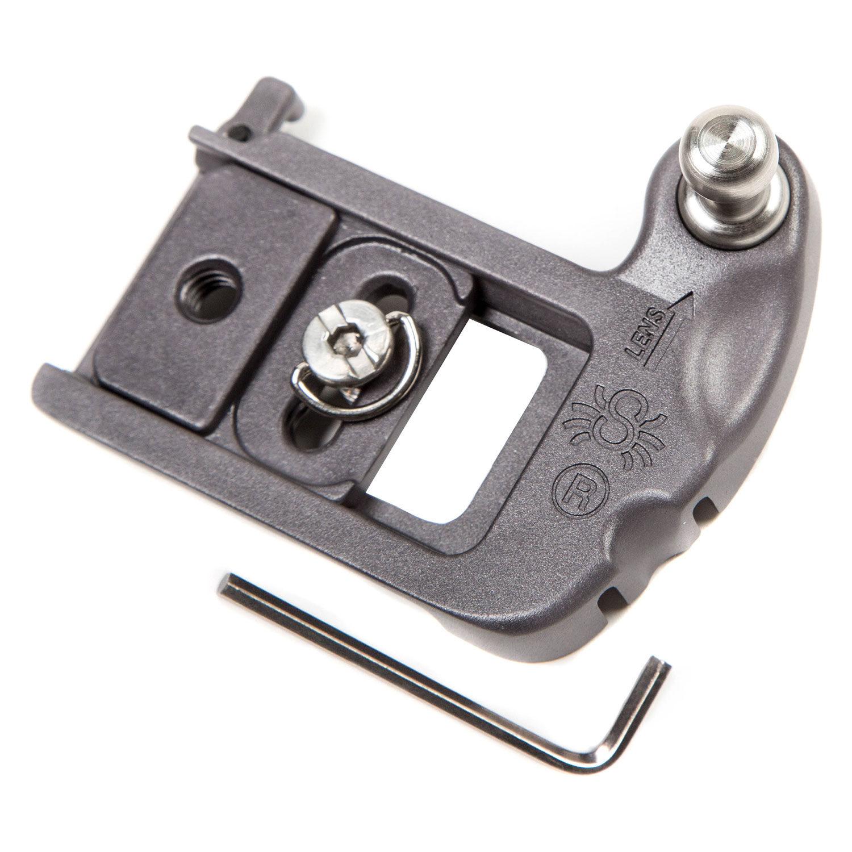 Spider Camera Holster Plate met Pin voor SpiderLight Holster