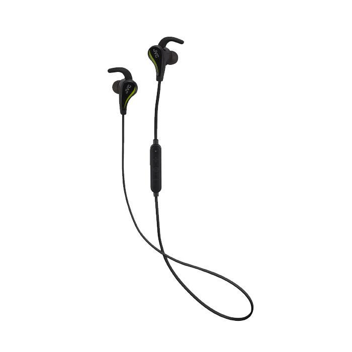 JVC HA-ET50 In-Ear koptelefoon Zwart