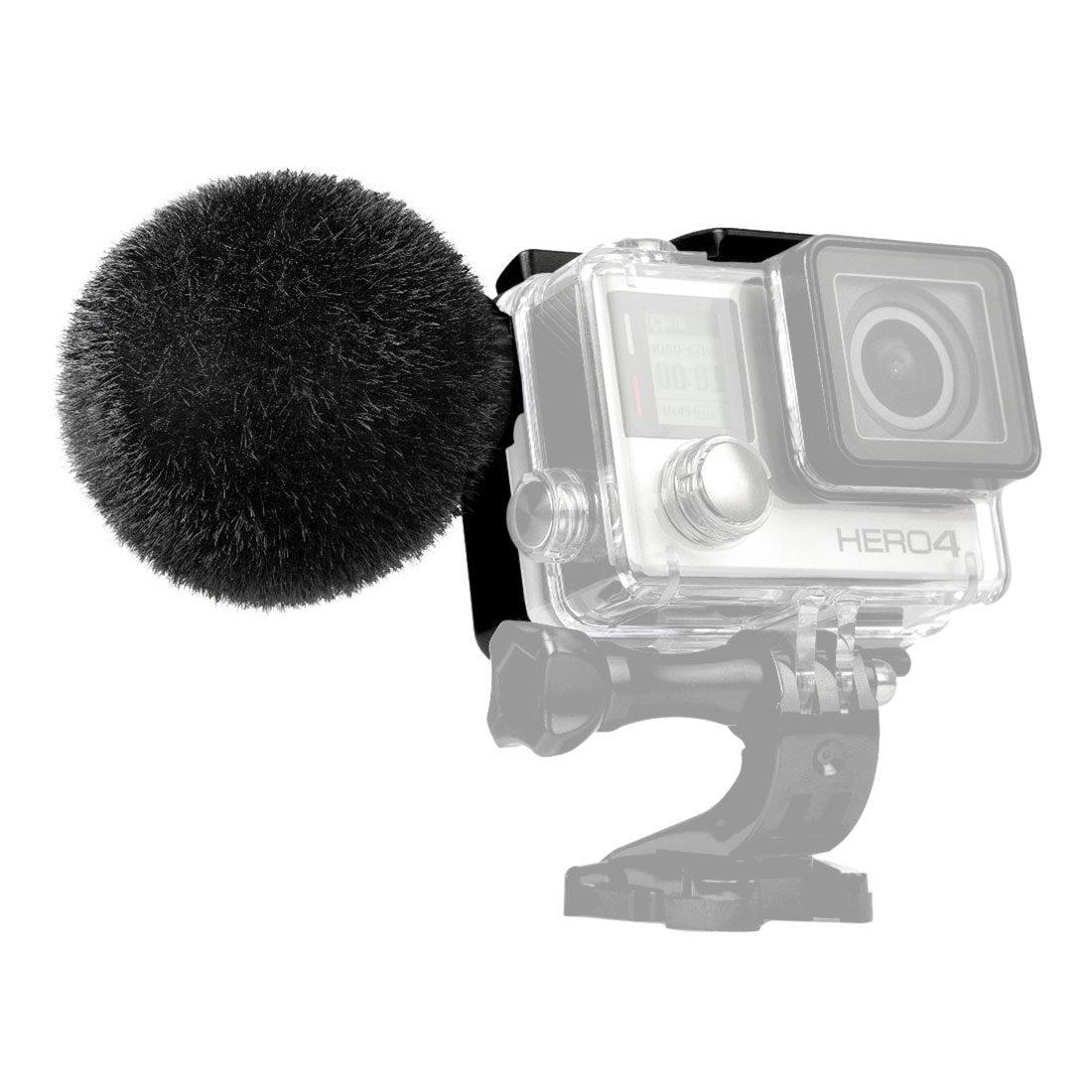 Sennheiser MKE 2 Elements waterdichte microfoon voor GoPro Hero4