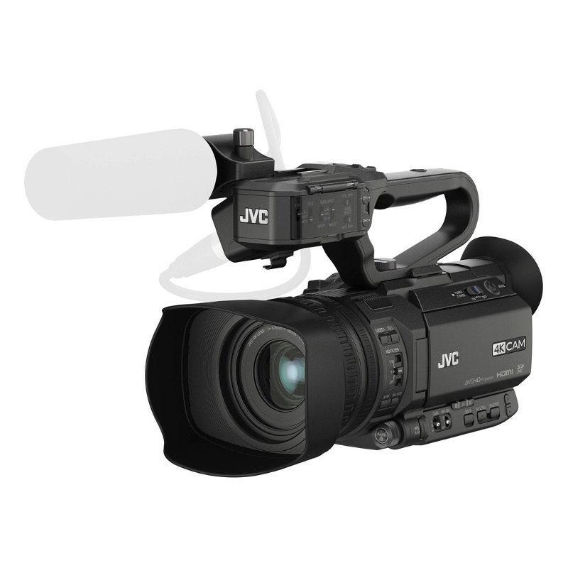 Foto van JVC GY-HM170E videocamera
