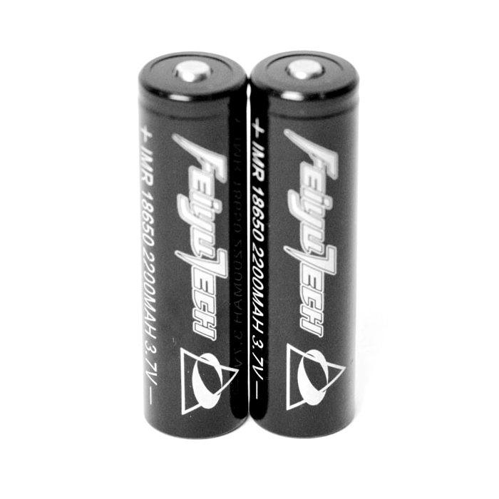 Foto van Feiyu Tech 18650 batterijen voor MG/MG V2 - 2 stuks