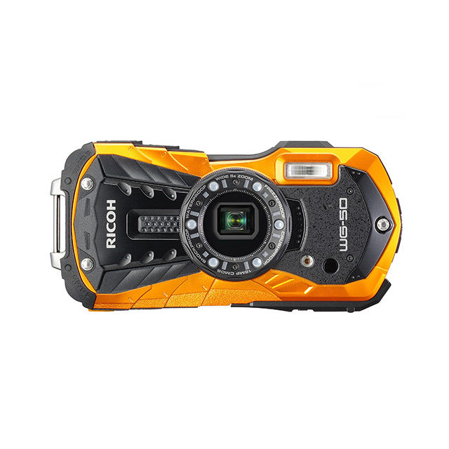 Ricoh WG-50 compact camera Oranje <br/>€ 189.00 <br/> <a href='https://www.cameranu.nl/fotografie/?tt=12190_474631_241358_&r=https%3A%2F%2Fwww.cameranu.nl%2Fnl%2Fp1834965%2Fricoh-wg-50-compact-camera-oranje%3Fchannable%3De10841.MTgzNDk2NQ%26utm_campaign%3D%26utm_content%3DCompact%2Bcamera%26utm_source%3DTradetracker%26utm_medium%3Dcpc%26utm_term%3DDigitale%2Bcamera%26apos%3Bs' target='_blank'>naar de winkel</a>