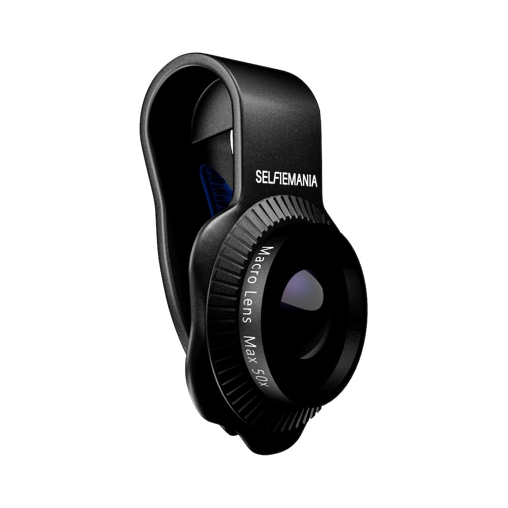 Foto van Mixberry Selfiemania Compact 2-in-1 Lens Set