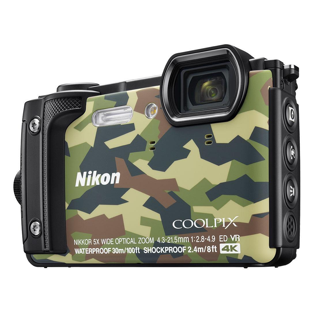 Nikon Coolpix W300 compact camera Camouflage <br/>€ 399.00 <br/> <a href='https://www.cameranu.nl/fotografie/?tt=12190_474631_241358_&r=https%3A%2F%2Fwww.cameranu.nl%2Fnl%2Fp1854365%2Fnikon-coolpix-w300-compact-camera-camouflage%3Fchannable%3De10841.MTg1NDM2NQ%26utm_campaign%3D%26utm_content%3DCompact%2Bcamera%26utm_source%3DTradetracker%26utm_medium%3Dcpc%26utm_term%3DDigitale%2Bcamera%26apos%3Bs' target='_blank'>naar de winkel</a>