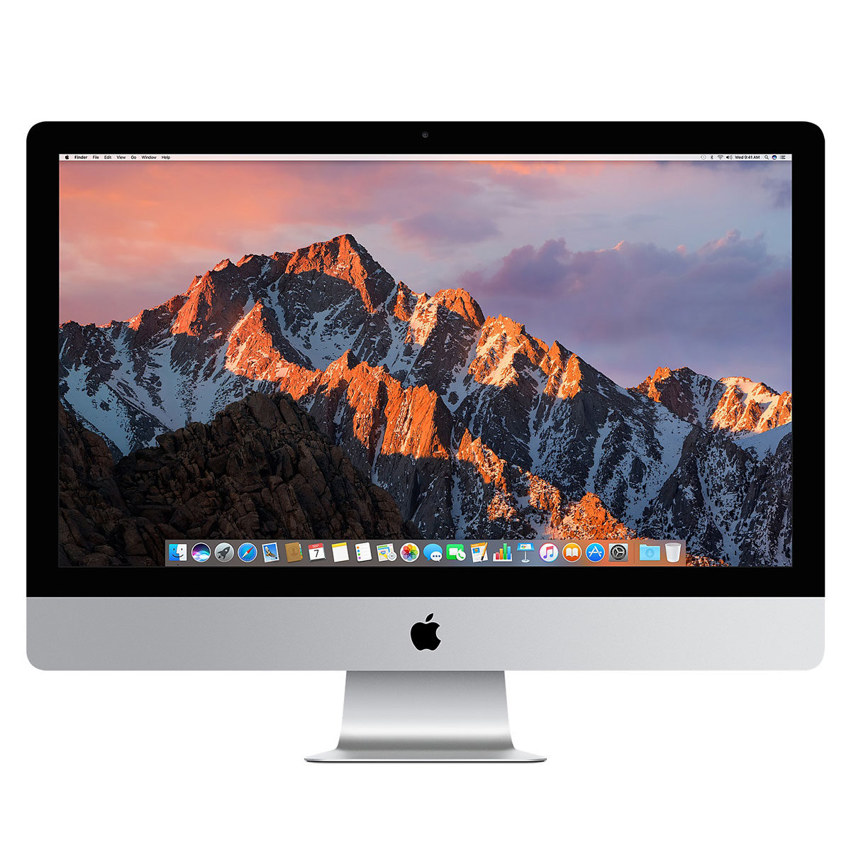 Foto van Apple iMac 21.5 inch Retina-4K Core i5 3.4GHz Quadcore (MNE02N/A)