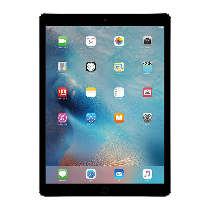 Foto van Apple iPad Pro 256GB 12.9 inch Wifi Space Grey (MP6G2NF/A)