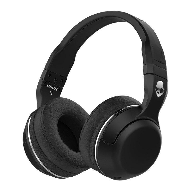 Foto van Skullcandy Hesh 2 Bluetooth Zwart/Gunmetal Over-Ear koptelefoon