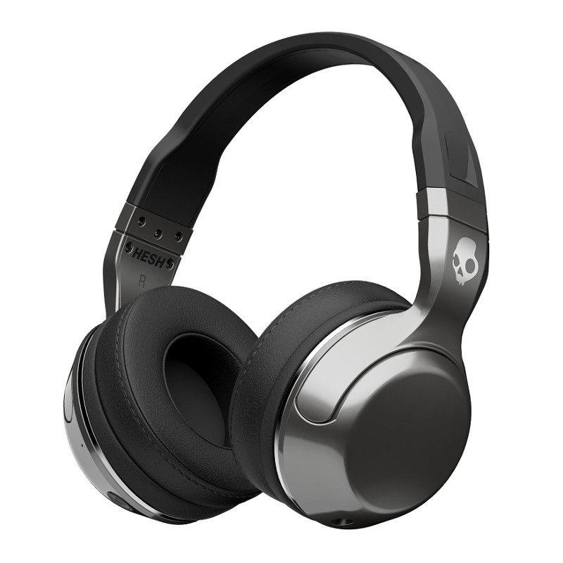 Foto van Skullcandy Hesh 2 Bluetooth Zilver Over-Ear koptelefoon