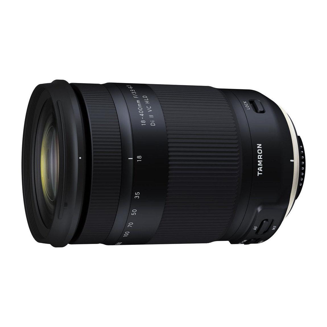 Foto van Tamron 18-400mm f/3.5-6.3 Di II VC HLD Nikon objectief