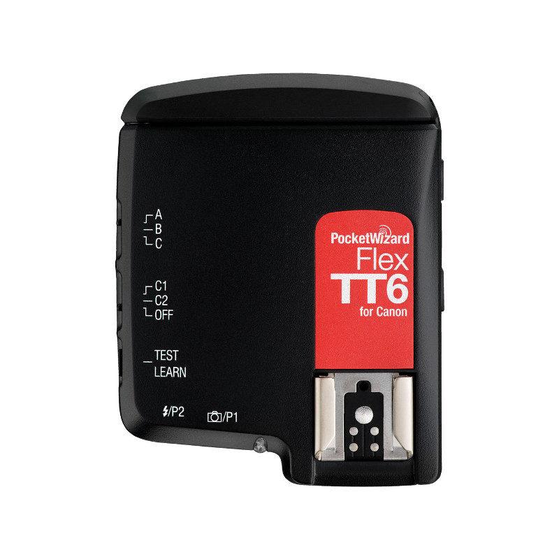 Foto van PocketWizard FlexTT6 Transceiver Canon