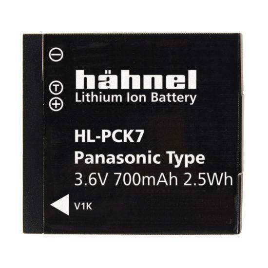 Panasonic DMW-BCK7E accu (Hähnel HL-PCK7)